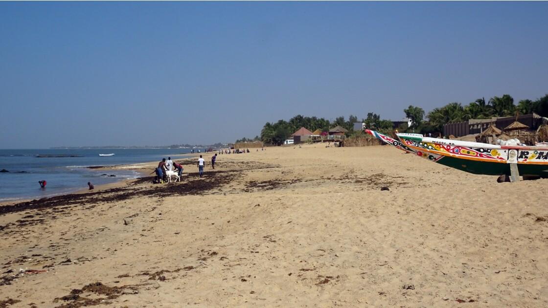 Sénégal entre Saly et Mbour Toilette 2