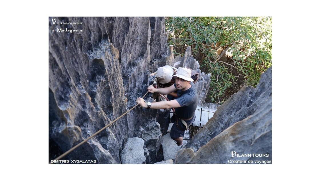 Tsingy de Bemaraha - Trekking