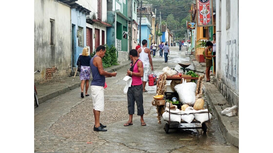 Cuba dans les rues de Baracoa 1