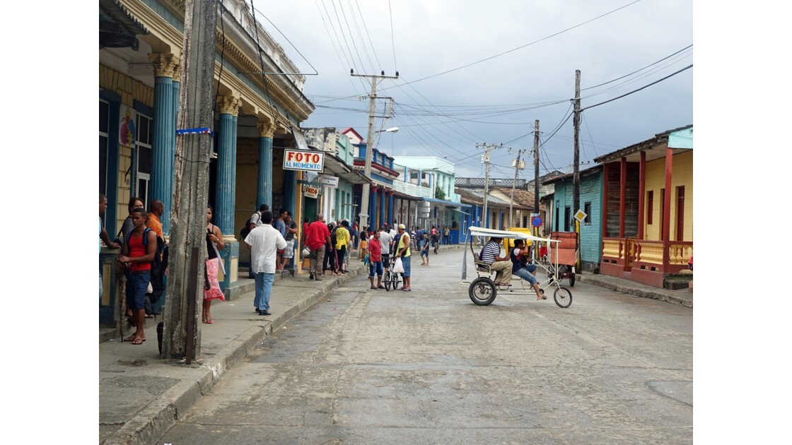 Cuba dans les rues de Baracoa 6