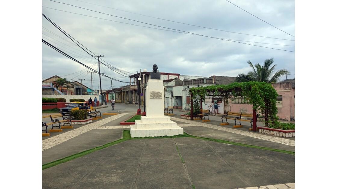 Cuba Baracoa Parque Antonio Maceo 1