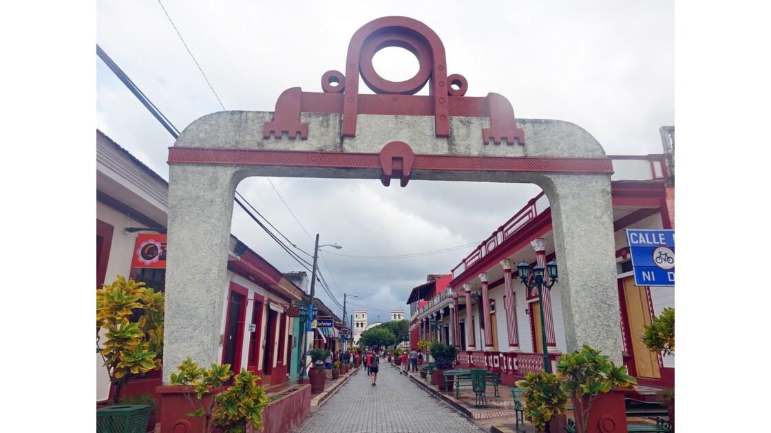 Cuba Baracoa rue piétonne 4