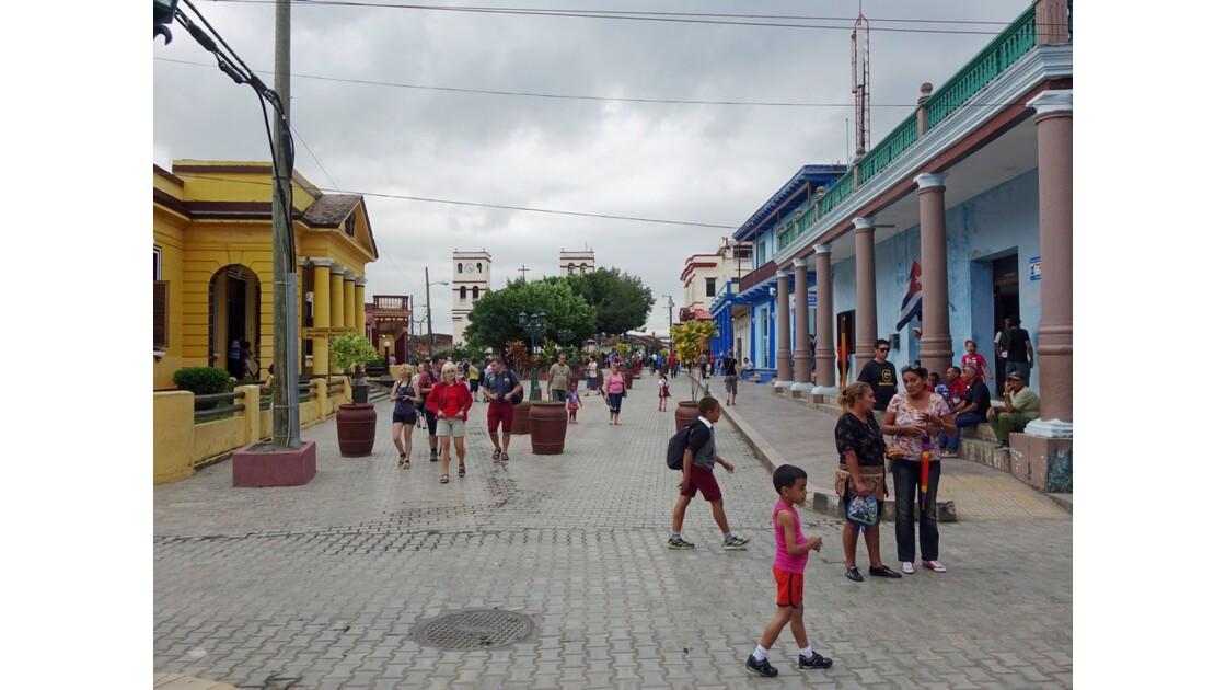 Cuba Baracoa Parque Independencia 2