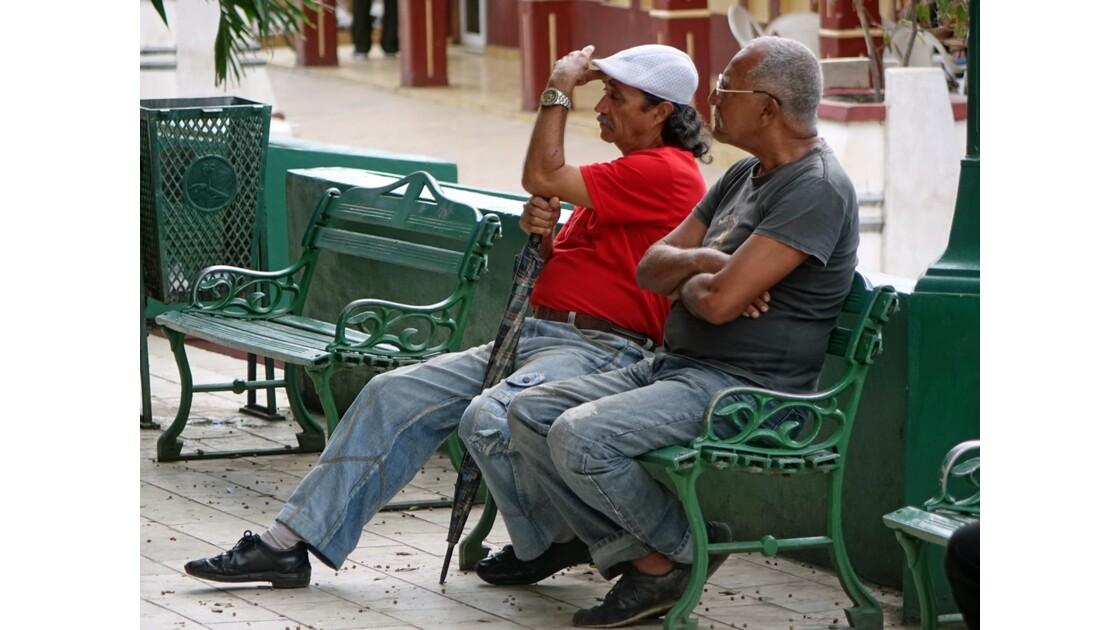 Cuba Baracoa Parque Independencia 5