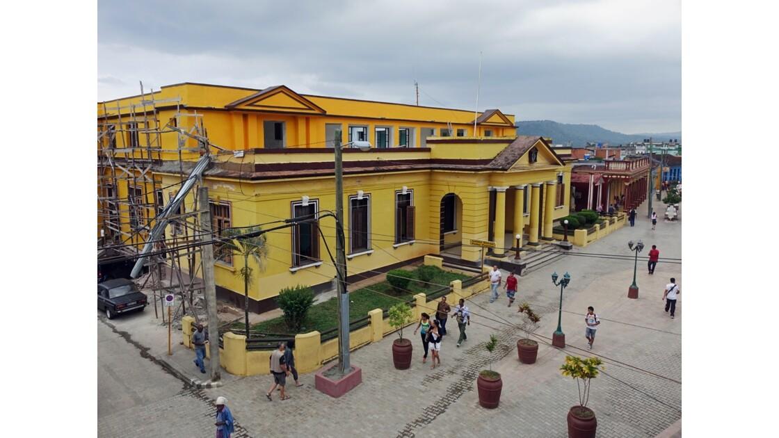 Cuba Baracoa Parque Independencia Poder Popular 1