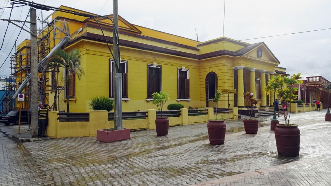 Cuba Baracoa Parque Independencia Poder Popular 2
