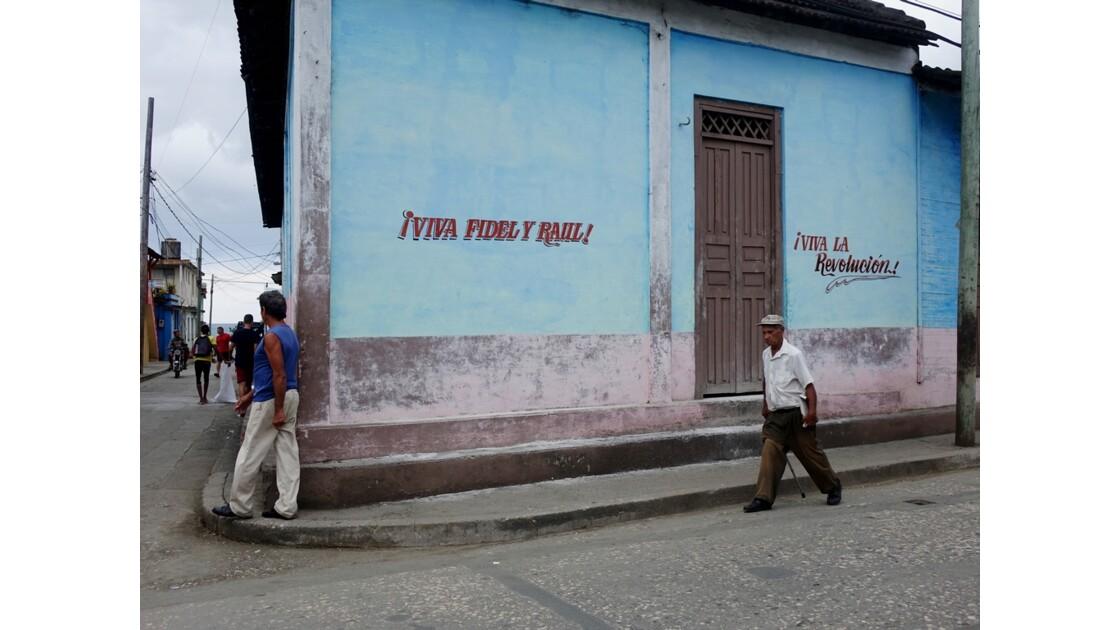 Cuba rue de Baracoa 1