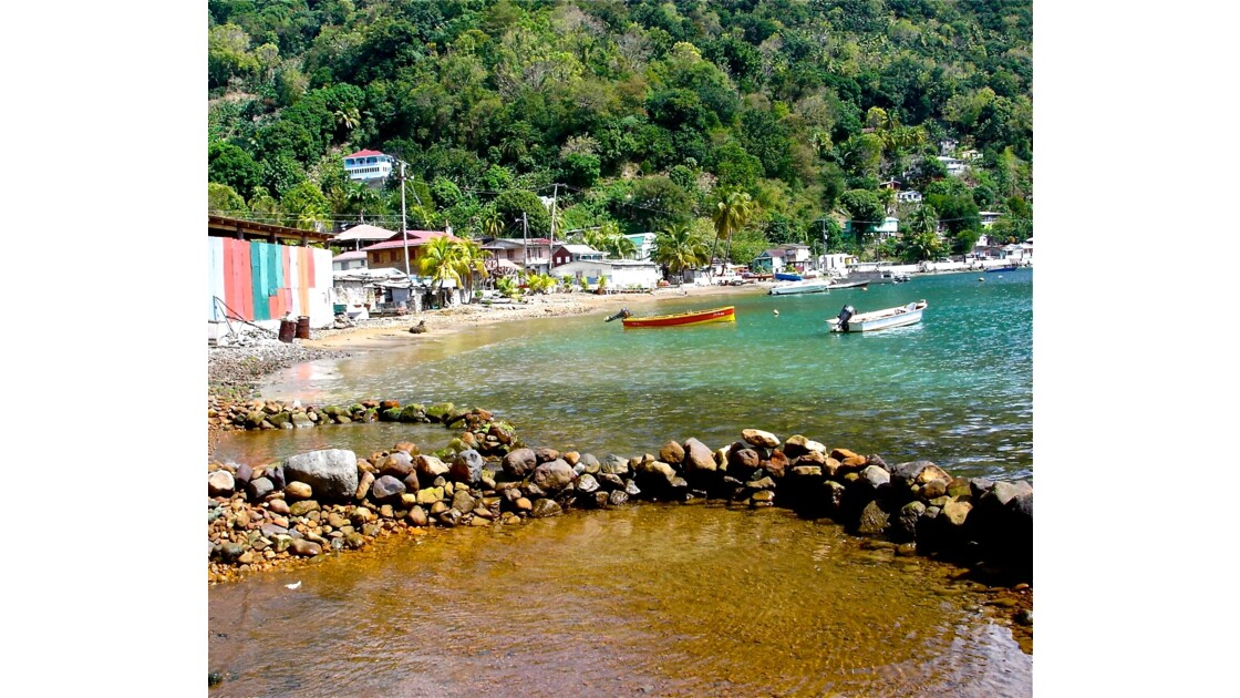 La Dominique, l'île où le temps s'est arrêté !