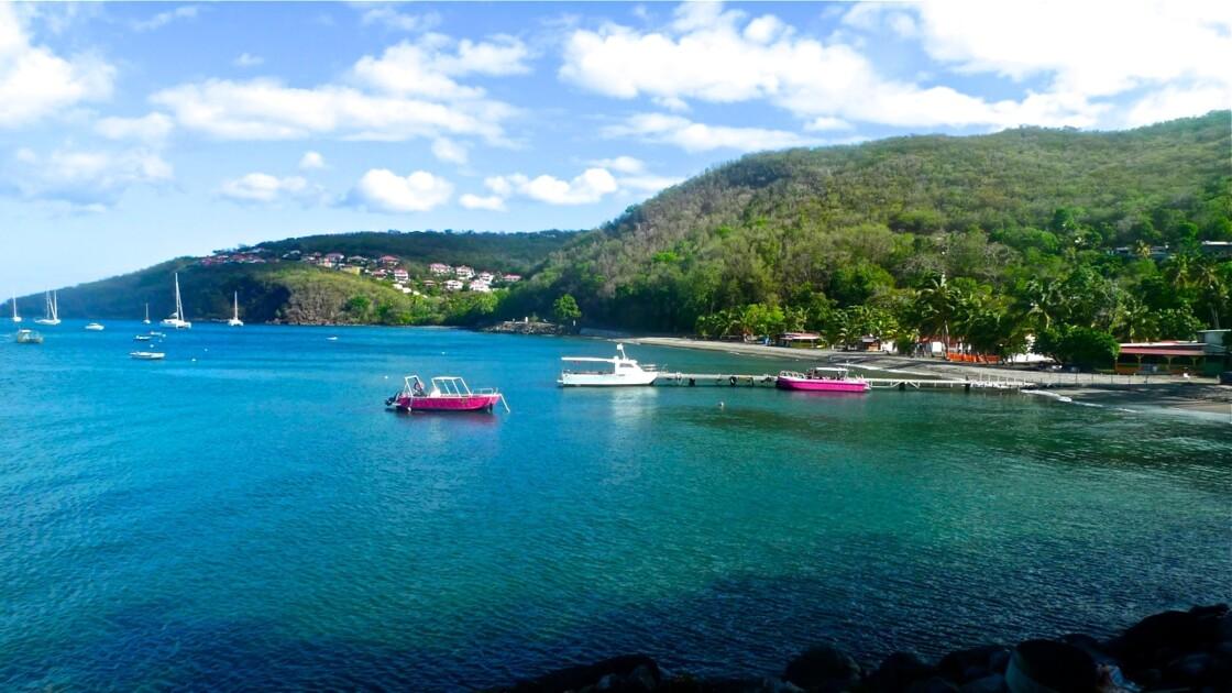 Petits paradis pour les plongeurs...