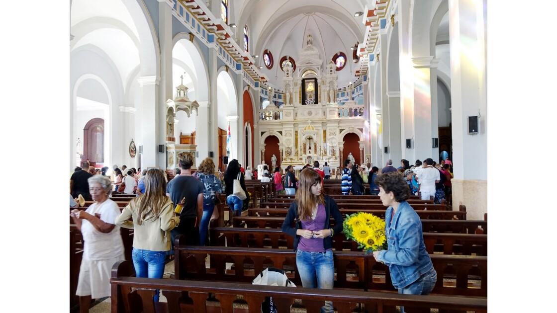 Cuba Basilica Nuestra Senora del Cobre 3