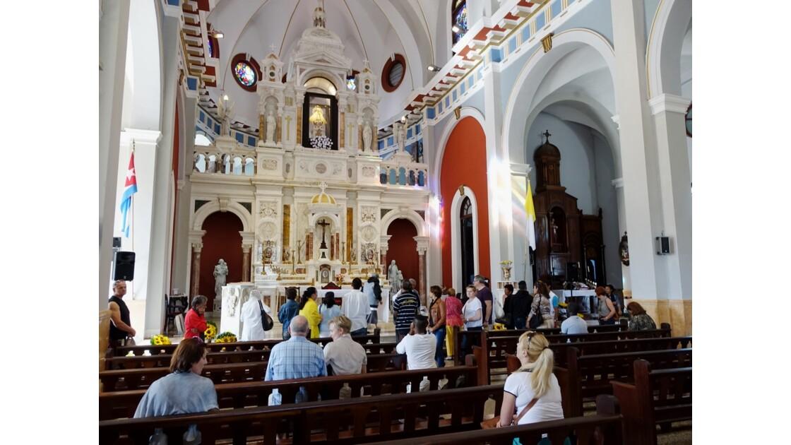 Cuba Basilica Nuestra Senora del Cobre 4