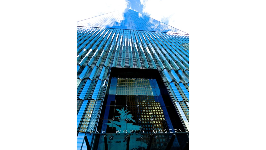 One wold Trade Center