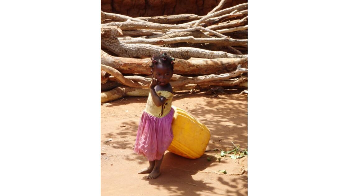 petite princesse du village koumi