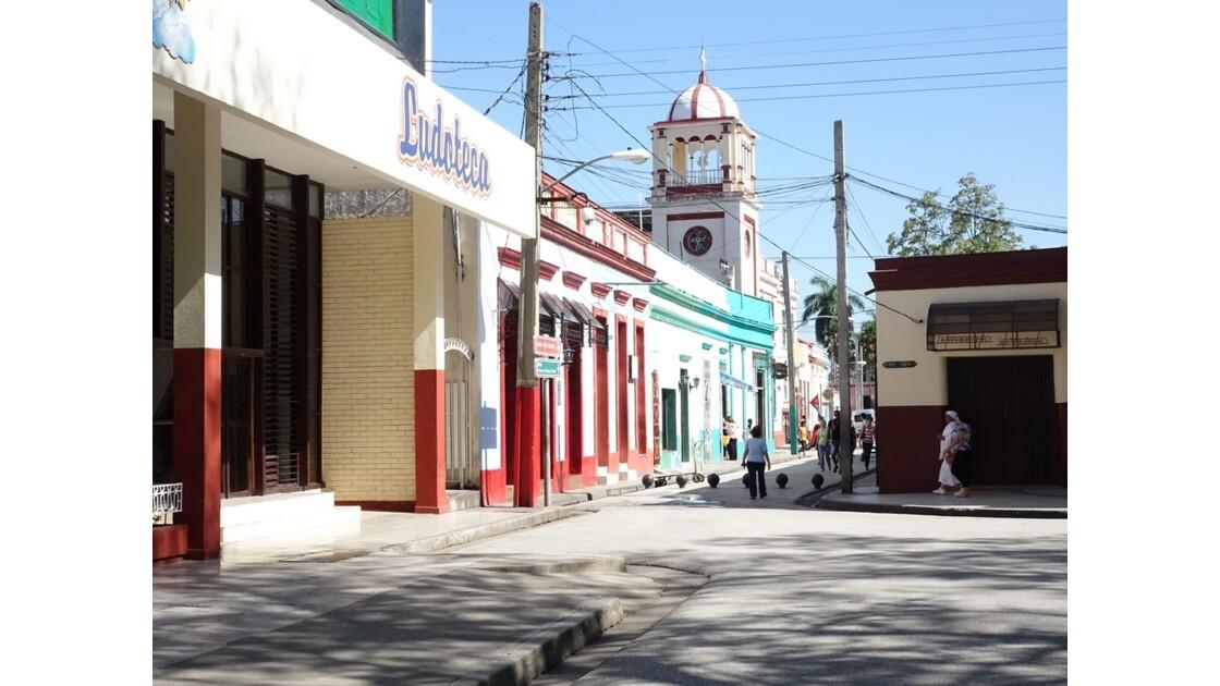 Cuba Bayamo rue Mateo