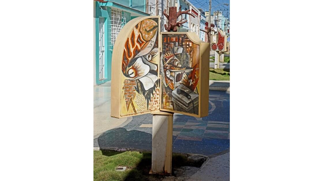Cuba Bayamo rue piétonne 3