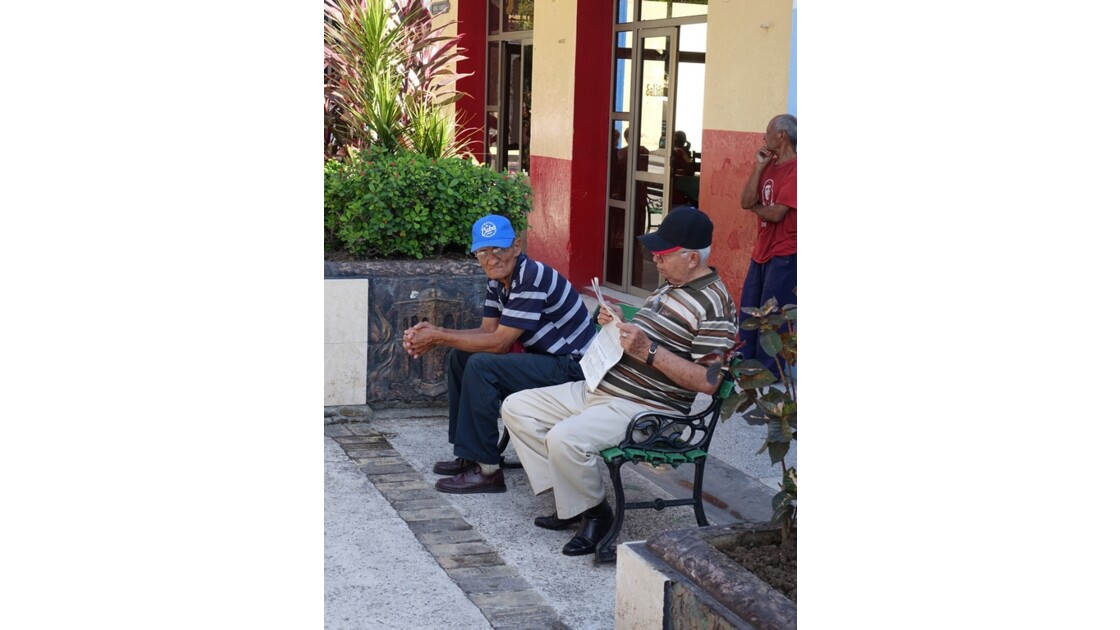 Cuba Bayamo rue piétonne 5