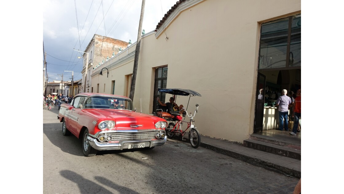 Cuba Dans les rues de Camargüey 3