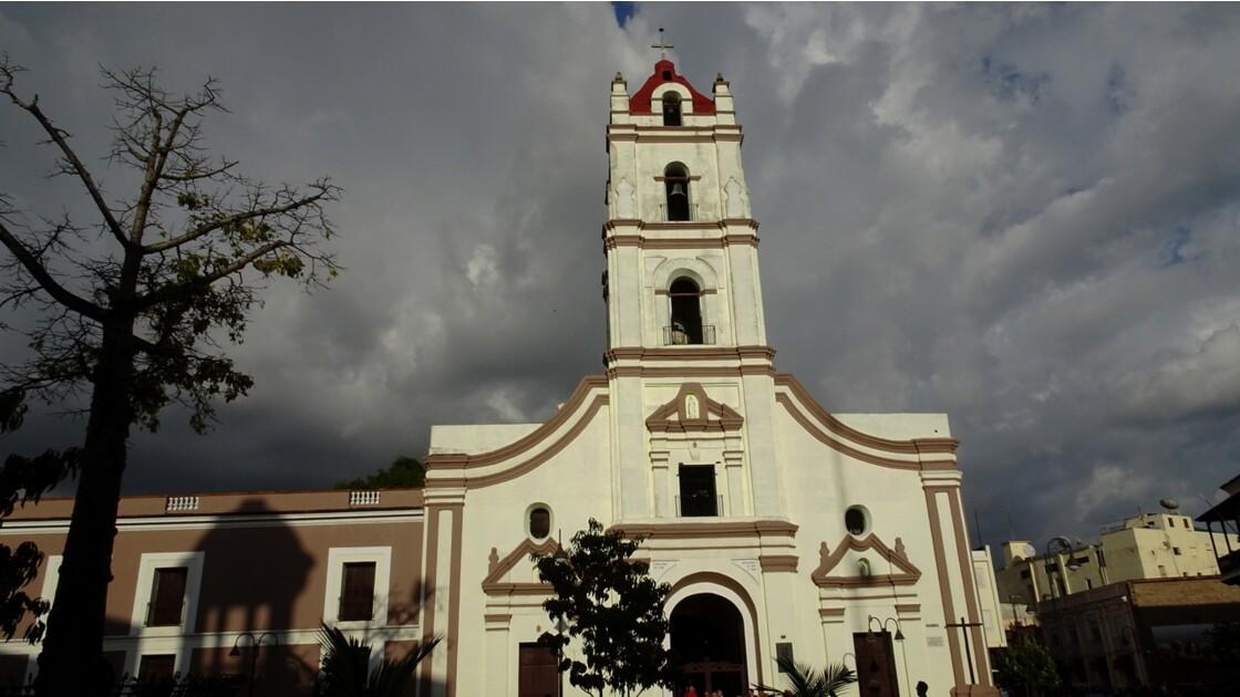 Cuba Camagüey Iglesia de Nuestra Senora de la Merced 1