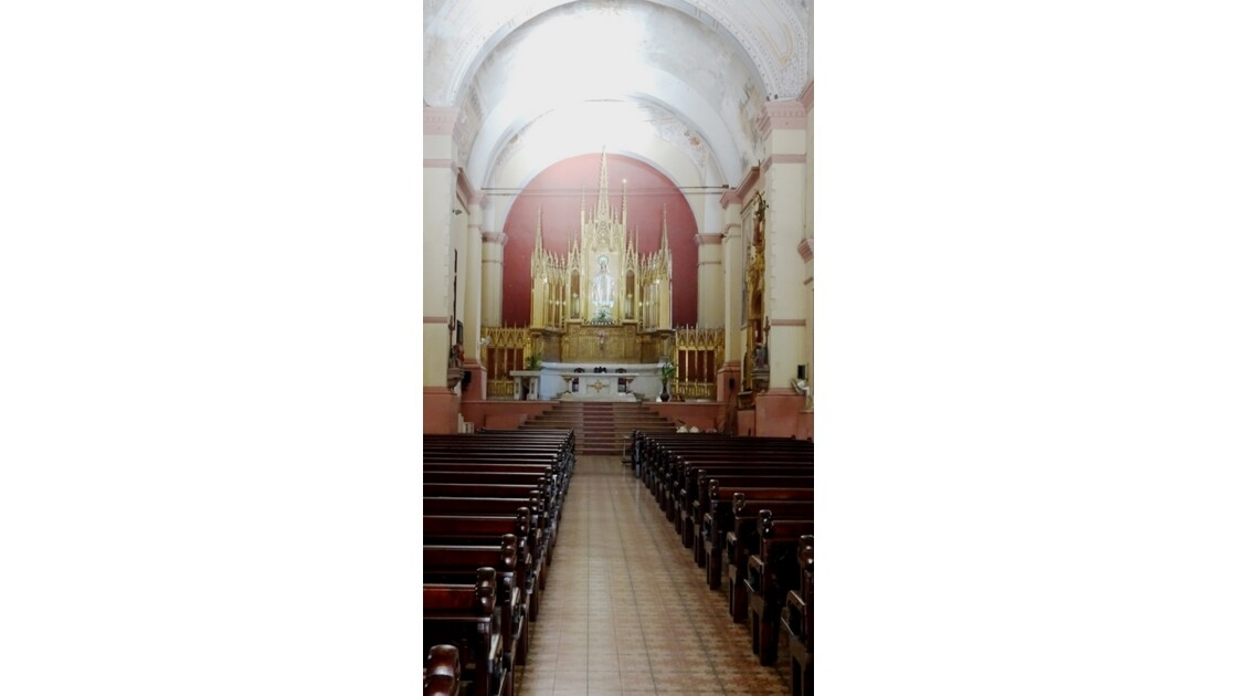 Cuba Camagüey Iglesia de Nuestra Senora de la Merced 5