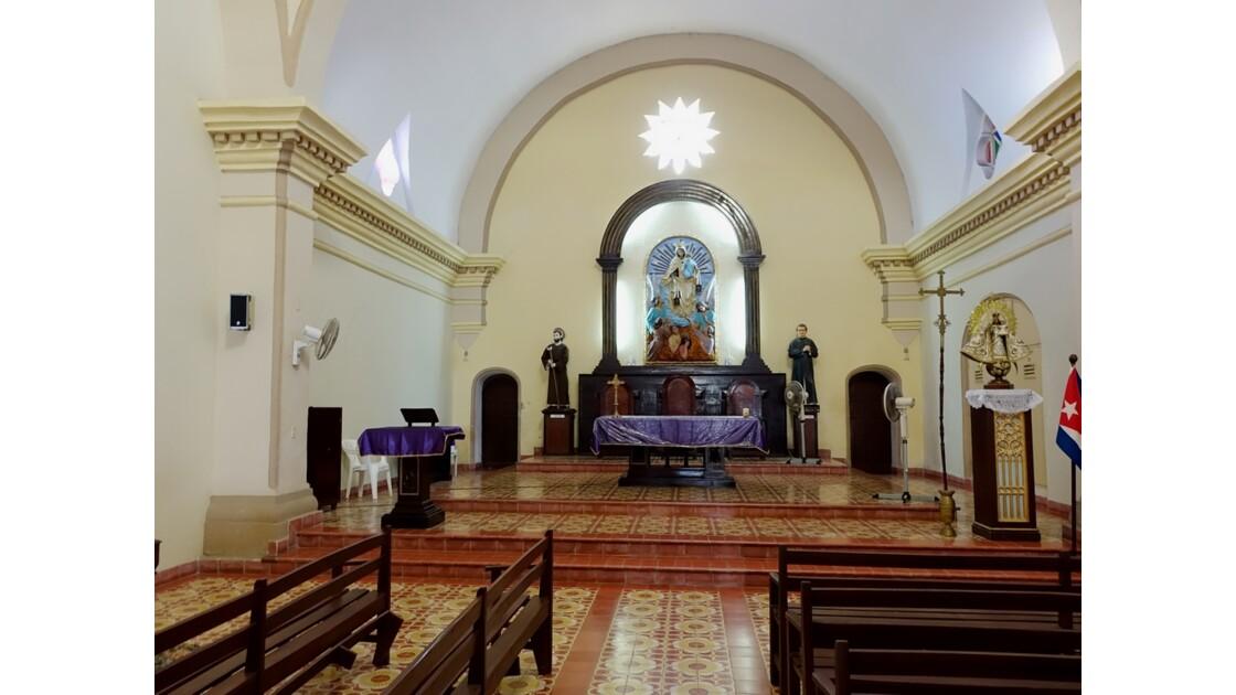 Cuba Camagüey Iglesia de Nuestra Senora del Carmen 3