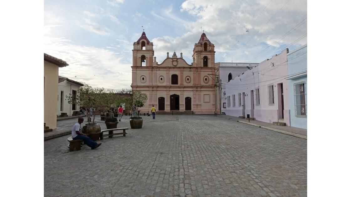Cuba Camargüey Iglesia de Nuestra Senora del Carmen 1