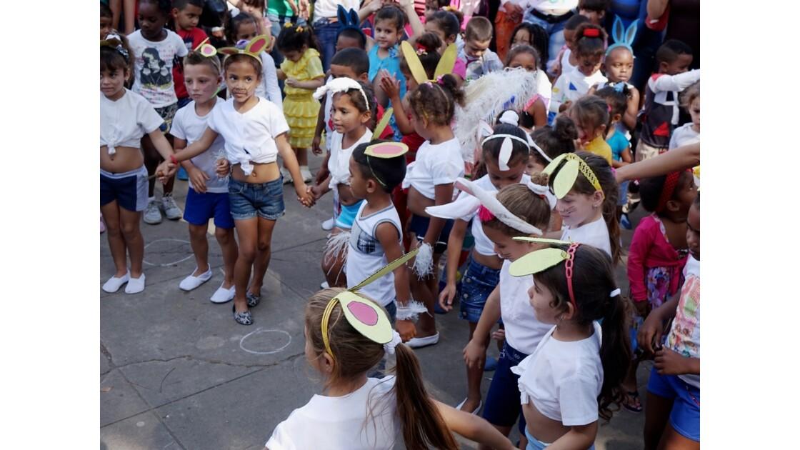 Cuba Florida Fête des enfants 1