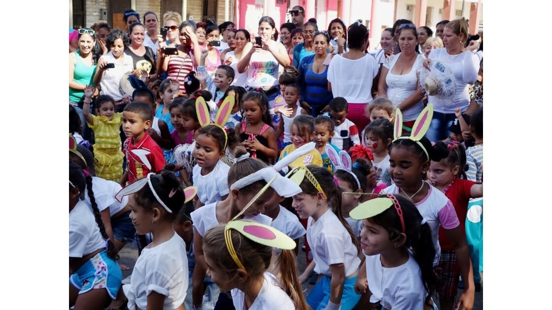 Cuba Florida Fête des enfants 2