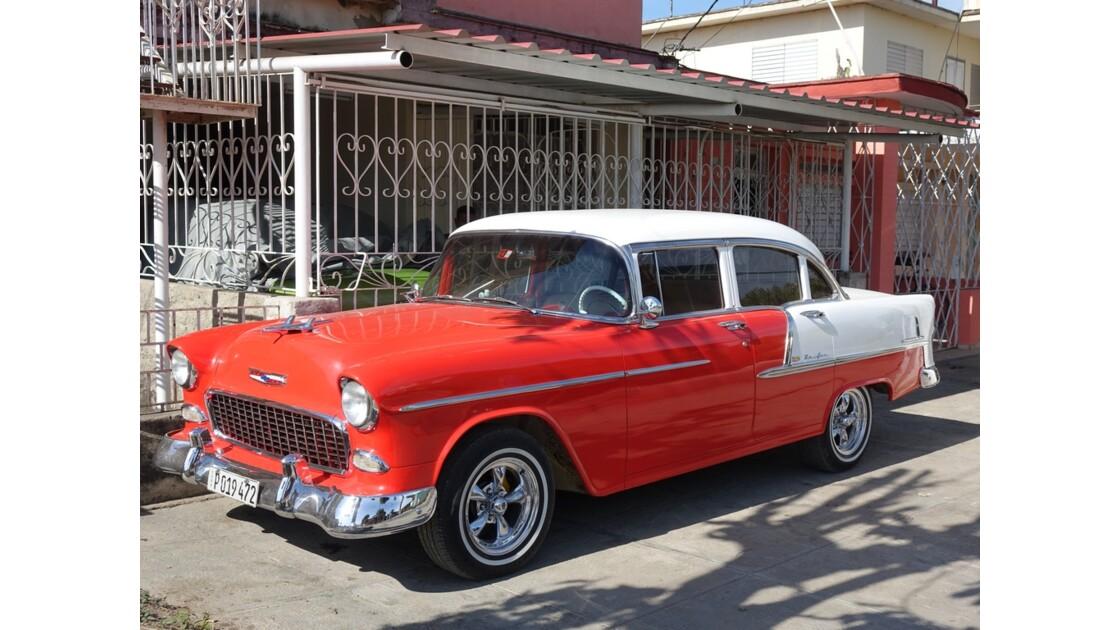Cuba Florida La belle américaine