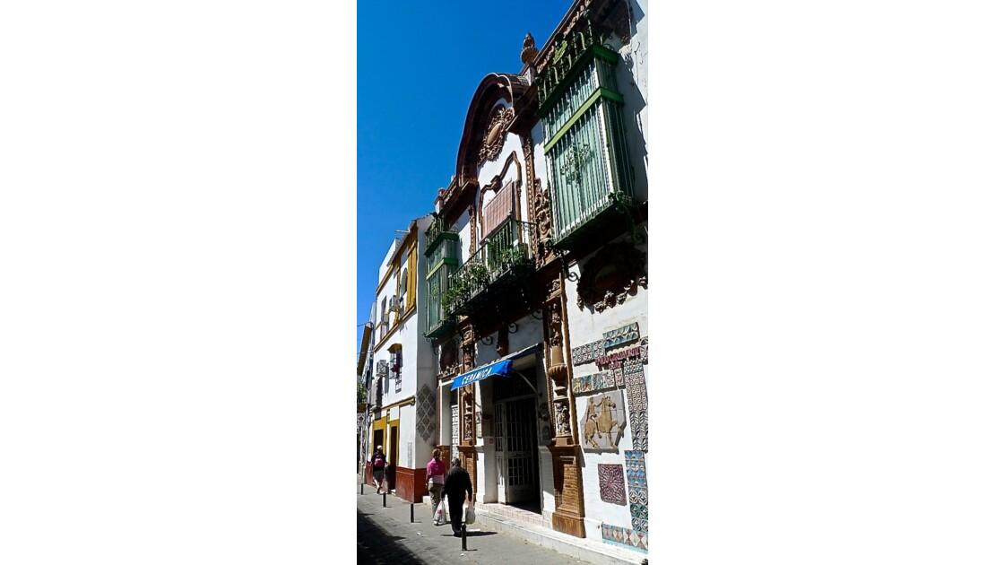Séville,  La Triana