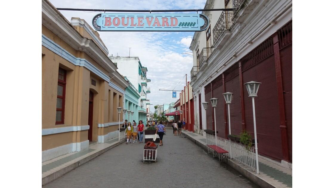 Cuba Dans les rues de Santa Clara 3