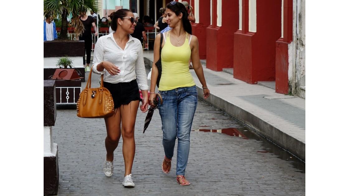 Cuba Dans les rues de Santa Clara 4