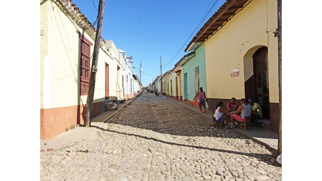 Cuba Trinidad Dominos 1