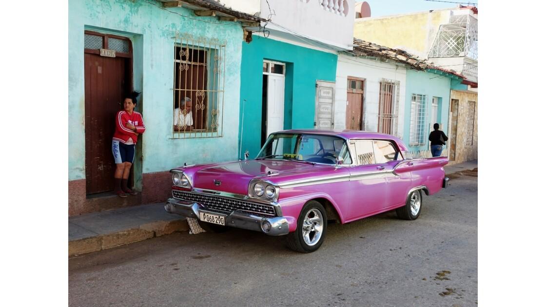 Cuba Trinidad la belle américaine 3