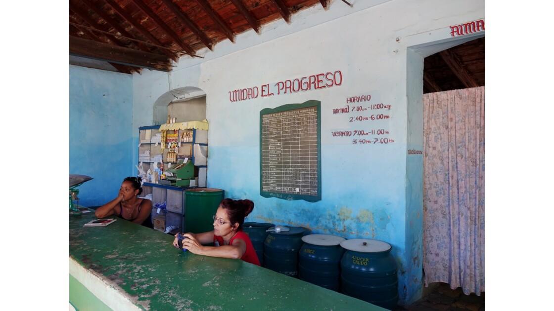 Cuba Trinidad Magasin d'Etat