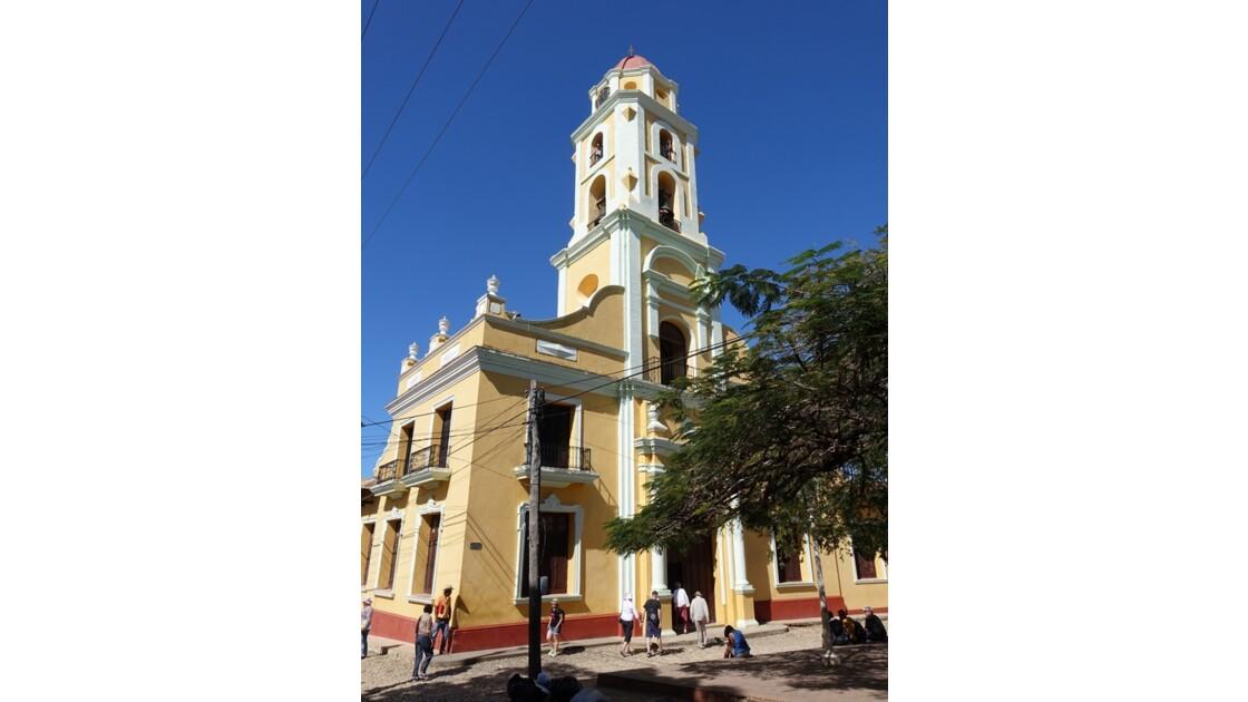 Cuba Trinidad Iglesia de San Francisco de Assis 2