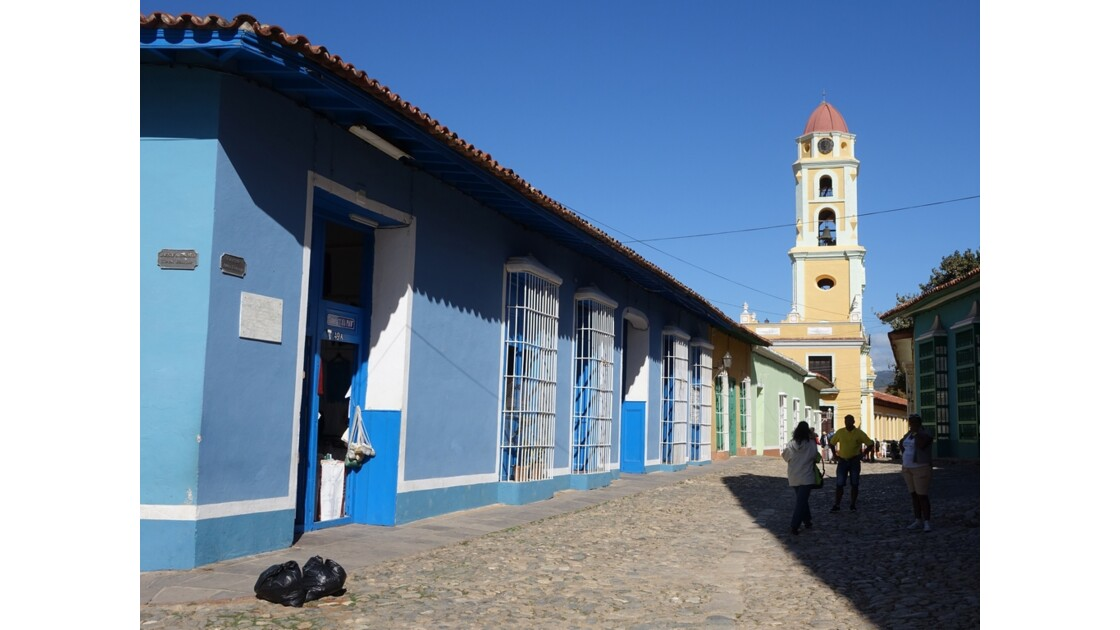 Cuba Trinidad Iglesia de San Francisco de Assis 3