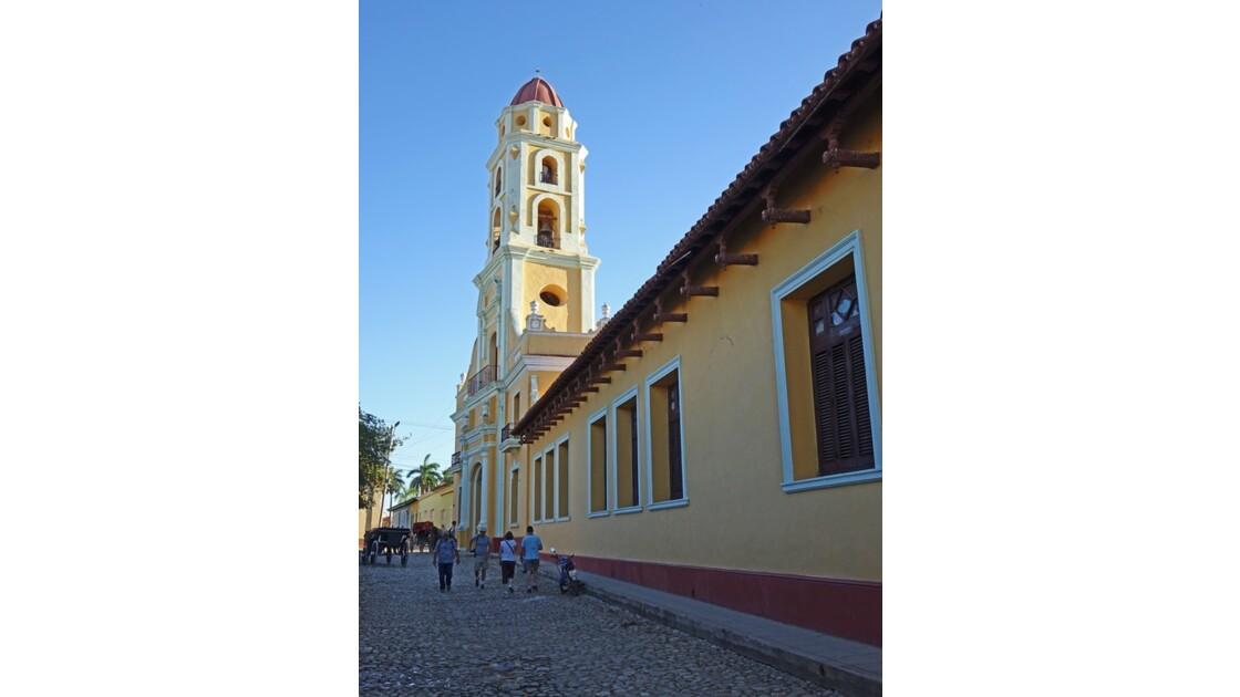 Cuba Trinidad Iglesia de San Francisco de Assis 4