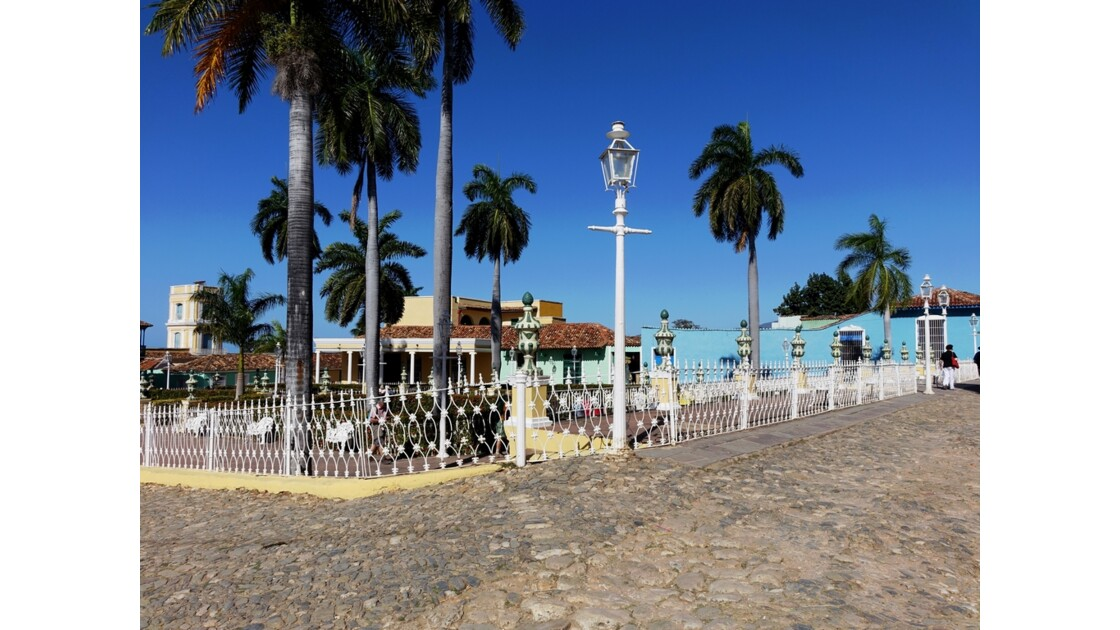 Cuba Trinidad Plaza Mayor 3