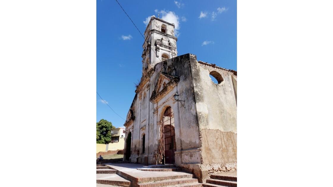 Cuba Trinidad Iglesia Santa Ana 2