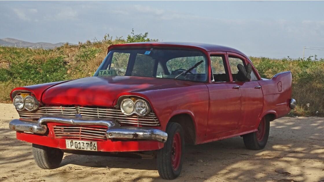 Cuba Trinidad  la belle américaine de Playa del Ancon 1