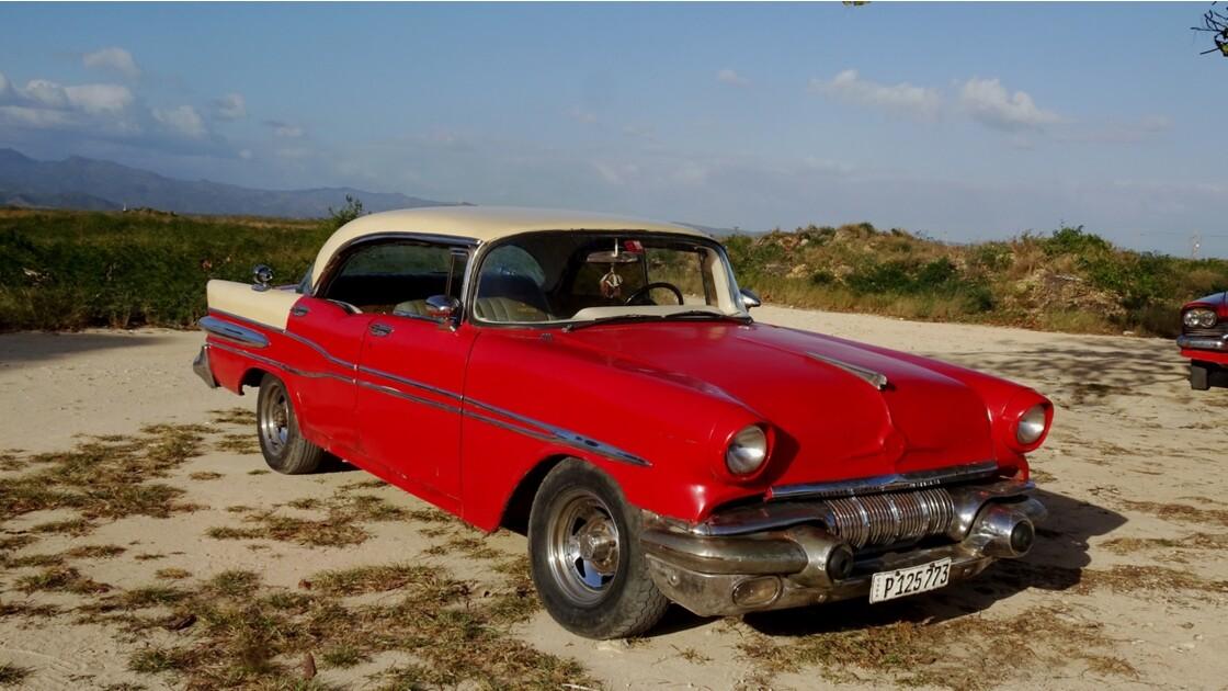 Cuba Trinidad  la belle américaine de Playa del Ancon 2