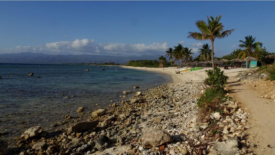 Cuba Trinidad  Playa del Ancon