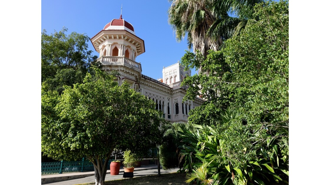 Cuba Cienfuegos  Palacio del Valle 2
