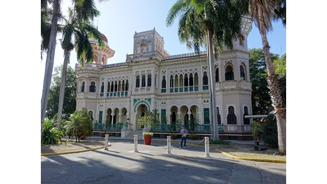 Cuba Cienfuegos Palacio del Valle 1