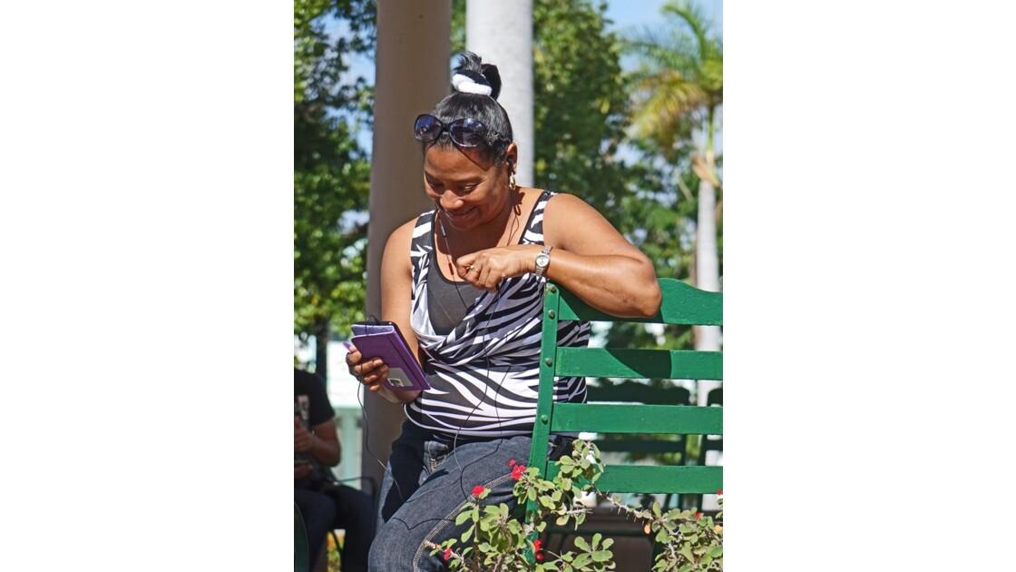 Cuba Cienfuegos Wi-Fi Parque José Marti 1