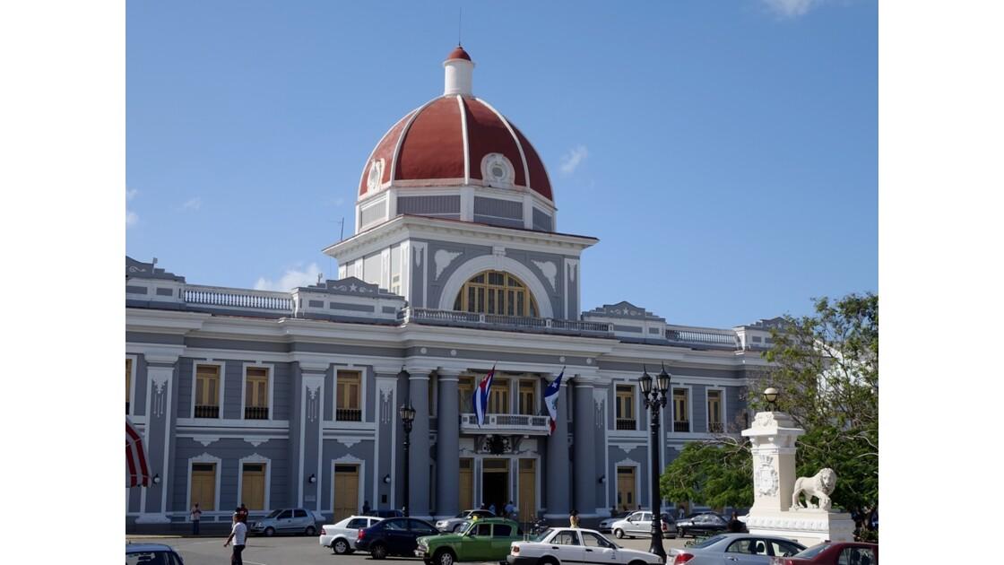 Cuba Cienfuegos  Antiguo ayuntamiento