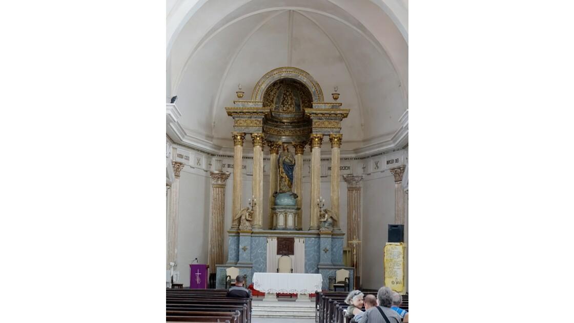 Cuba Cienfuegos Catedral de la Purisima Concepcion 2