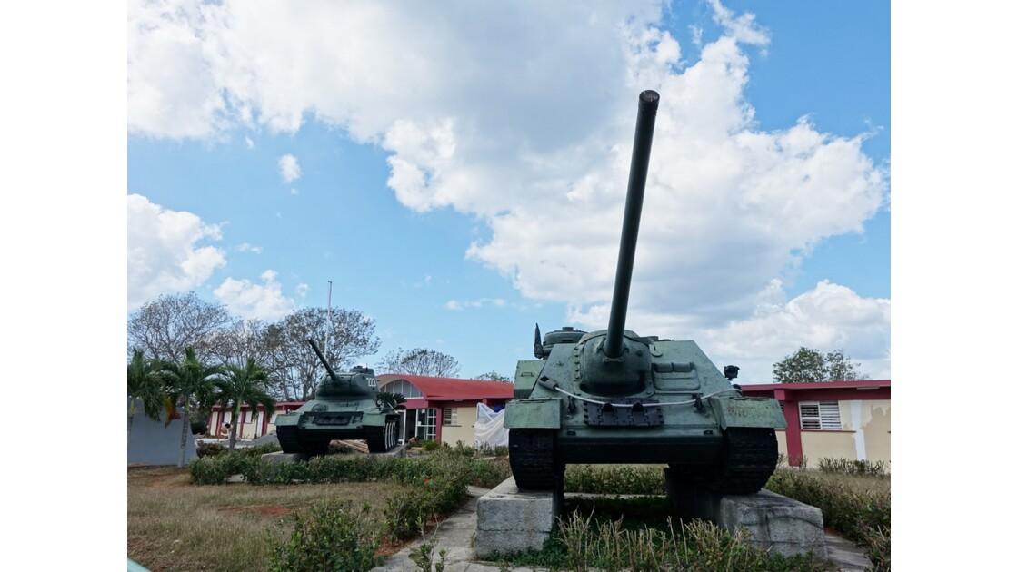 Cuba Musée de Playa Giron 3