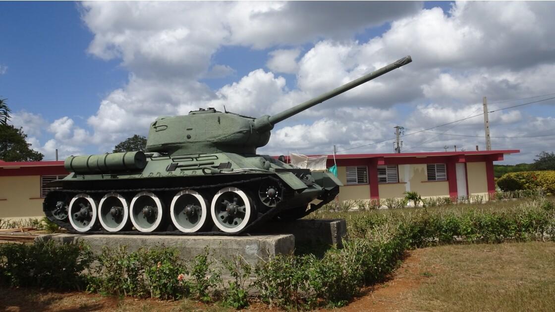 Cuba Musée de Playa Giron 4