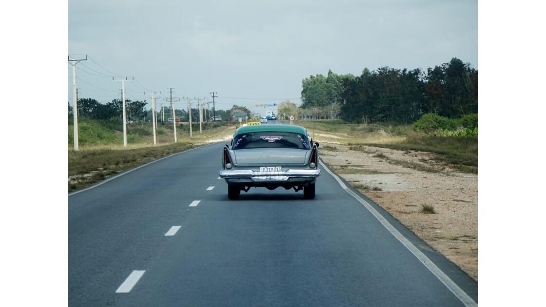 Cuba Sur la route de Playa Giron 1